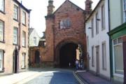 Abbey Gate, Carlisle Cathedral