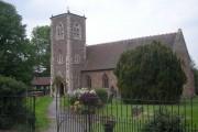Bobbington church