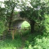 Bridge over disused Canal