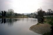 River Wharfe near High Mill, Addingham