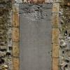 St Peter's church - ledger slab