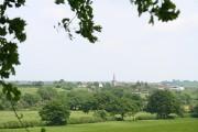 Castlemorton village