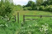 Woodcote near Smisby in south Derbyshire