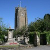 St Stephen's Church Tower and War Memorial