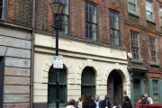 Number 19 Princelet Street