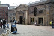 Tontines Building town centre.
