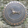 Plaque, St Cadoc's Churchyard