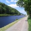 Crinan Canal towpath