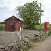 Telephone exchange near House of Schivas