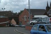 Gresley Row