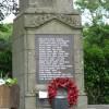 The Waunfawr War Memorial