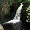 Pecca Falls, on the River Twiss, Ingleton