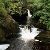 Unnamed waterfall, River Doe, near Ingleton