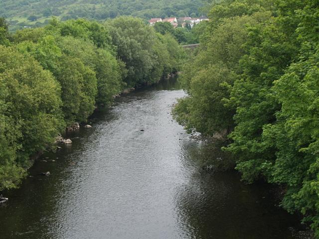 River Tawe, near Glais