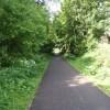 Down line Old Deeside Railway