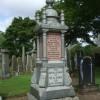 Gravestone of a Hatter