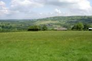 Farmland of Pentre Farm