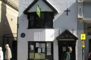 The oldest building in Petersfield