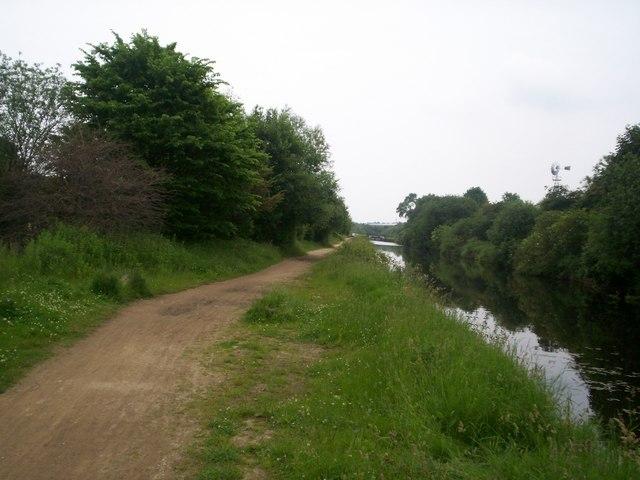 Sheffield to Keadby Canal