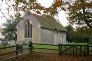 Little Hormead Church