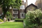 Kelmscott House from garden, Hammersmith