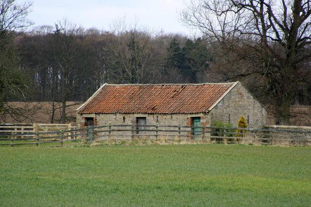 Buildings at Killerby