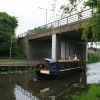 The Erewash Canal, Under The A52