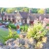 Almshouses in Caerwent