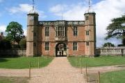 The Gatehouse of Charlecote Park