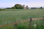 Farmland, near Catcomb Farm, Catcomb