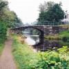 Brown Bank Bridge, Rochdale Canal, Littleborough