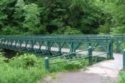 Bridge in Devol Glen