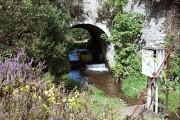 Bridge over the Carnon River