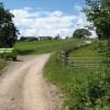 Preece Moor Farm on a no-through road