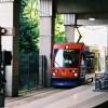 Tram at Birmingham Snow Hill