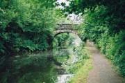 March Bridge, Rochdale Canal