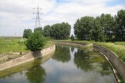 River Lee Diversion near South Chingford