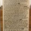 Callanish - provisional notice