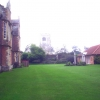 Burton Agness Hall and Church