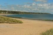 Beach approach, Port Eynon