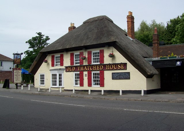 Old Thatched House, Southampton