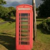 Telephone Box, Otter Ferry