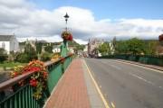 Dalginross Bridge in Summer