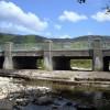 Bridge over Catacol River