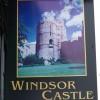Sign for the Windsor Castle