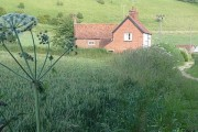Approaching Bottom Farm