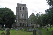 St Martin's Church, Herne, Kent