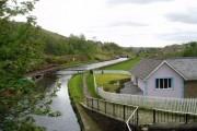 Rochdale Canal below West Summit