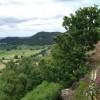 From Bickerton Hill towards Raw Head