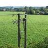 Farmland near Cossington in Leicestershire